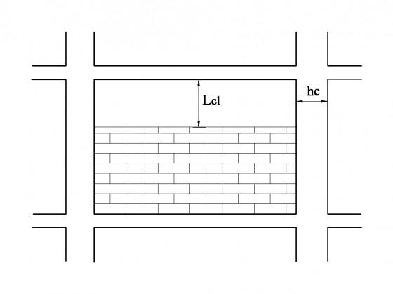 Μονόπλευρη τοιχοπλήρωση